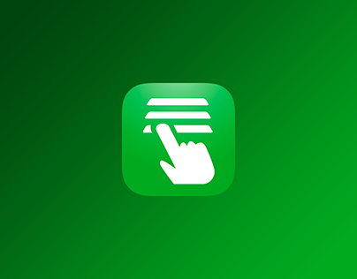 App icon design for Quick links.