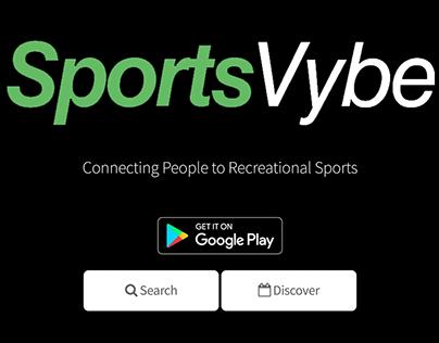 SportsVybe Logos