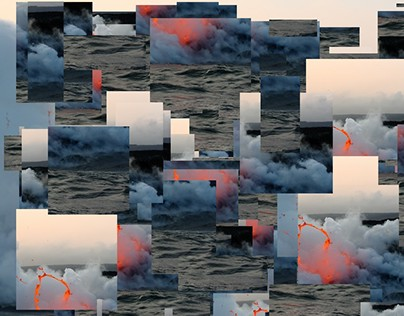 Generative Image Collage Series I - Sandu Publications