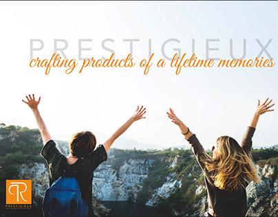 PRESTIGIEUX Branding Story