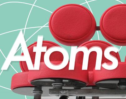 Atoms: The Marshmallow Sofa