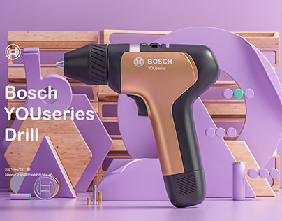 Bosch YOUseries Drill
