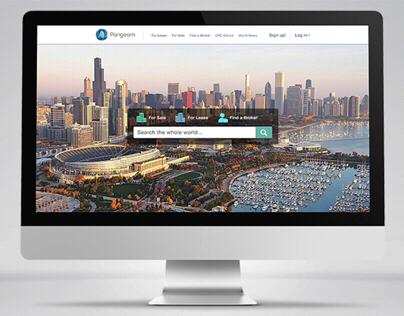 Real Estate Platform for Pangeam