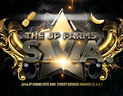 JP Farms Street Vendor Awards Invite