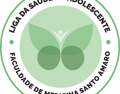 Logo - Liga da Saúde e Adolescente UNISA MED