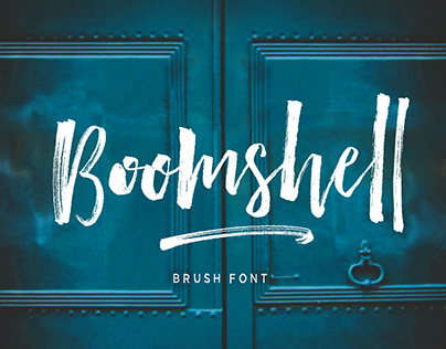 Boomshell Font