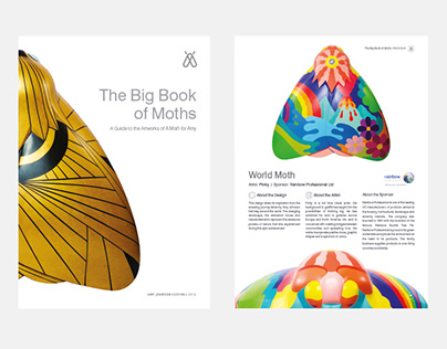 The Big Book of Moths