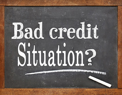 Why Nothing Is So Bad About Bad Credit Situation?