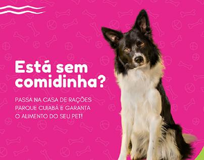 Social Media - Pet Cuiabá