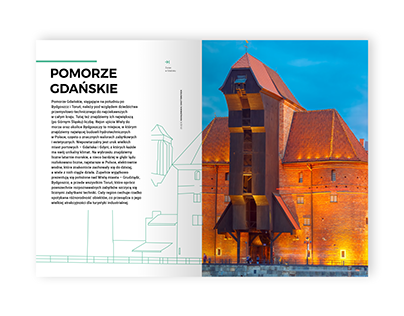 Guides to poland series layout design