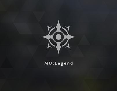 MU : Legend : UI Design