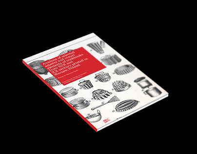 Master thesis - cookbooks analysis.