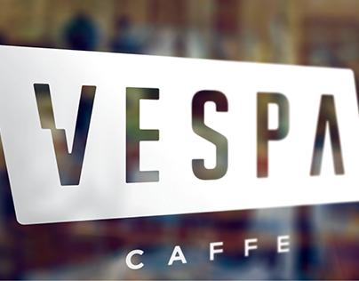 Vespa caffe // Logo Design