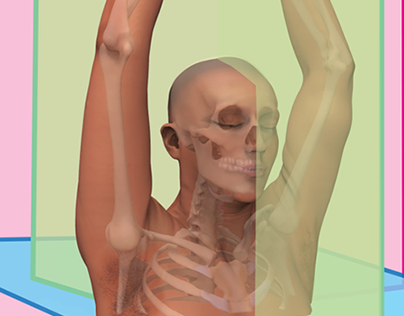 CT Reconstruction| Anatomical Planes