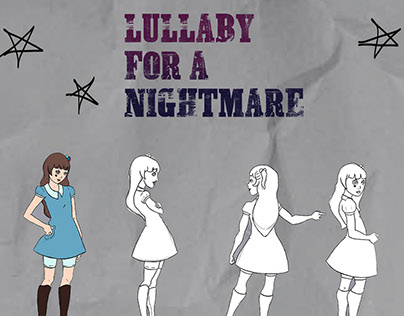 Concept Art for Iris in Lullaby for a Nightmare