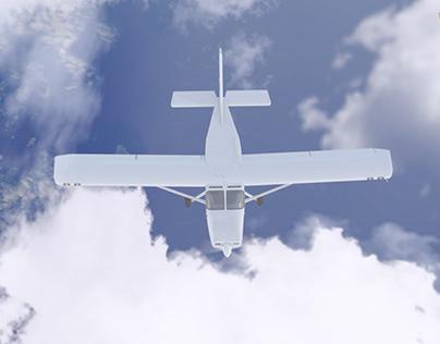 Airplane Accident Film