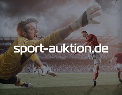 Sport-Auktion.de Redesign