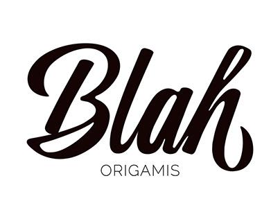 Projeto Blah Origamis