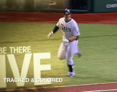 MLB Promo Before and After