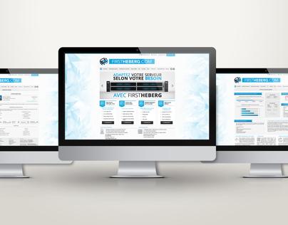 Webdesign # Firstheberg