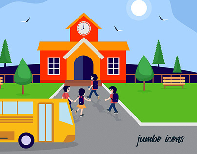 Education Vector Icons V2