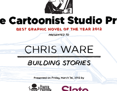The Slate Cartoonist Studio Prize Certificates