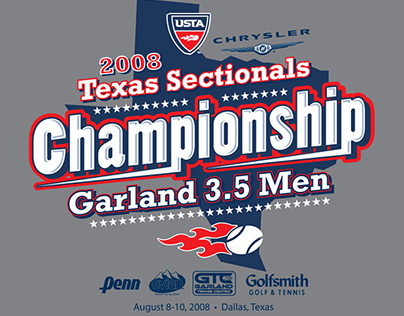 USTA Champion logo