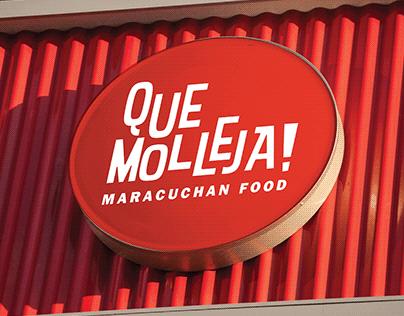 Que Molleja! Maracuchan Food