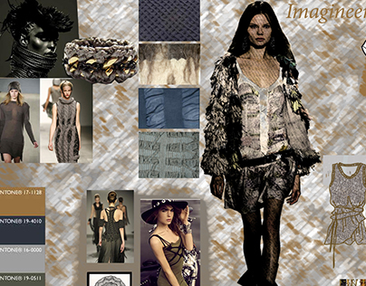 Imaginner & Showtime / Fashion Trends