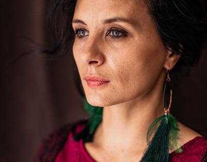 portret: flamenco / portrait: flamenco