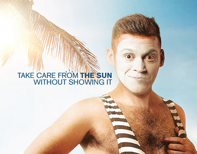 TAKE CARE FROM THE SUN WITHOUT SHOWING IT - BANANA BOAT