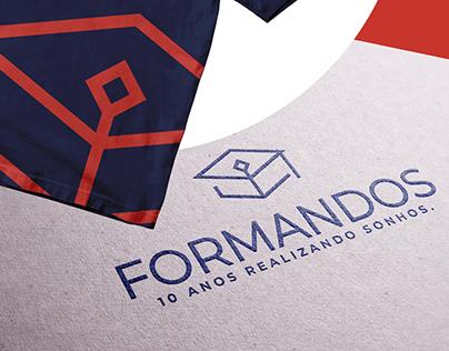 Identidade Visual - FORMANDOS (BRAND)