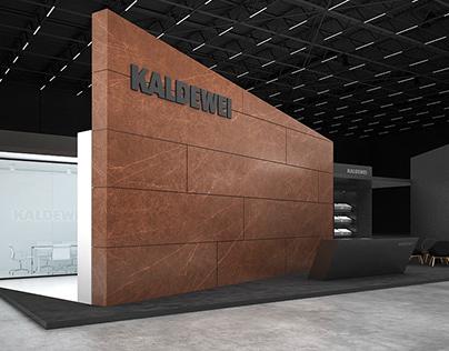 *KALDEWEI * exhibition stand *