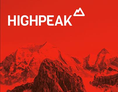 Highpeak Visual Identity