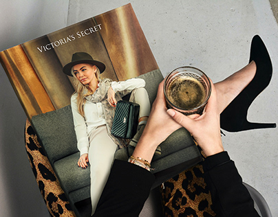 Brand-photosession for Victorias Secret