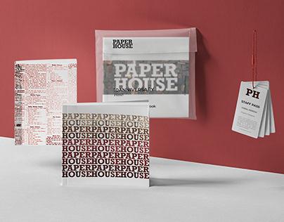 Paper House design system