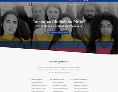 www.unionporvenezuela.org