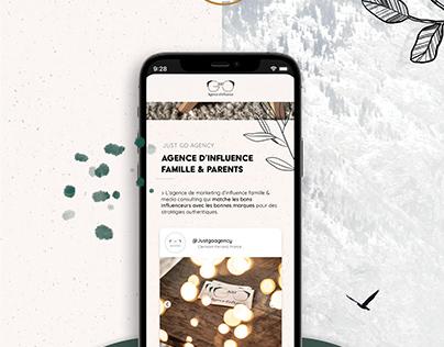 JustGo Website