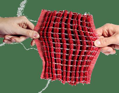 Joasia//Dzikie Pazury Weaving Samples