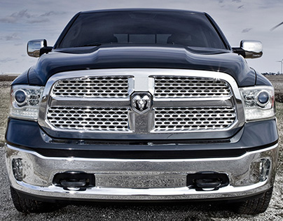 Ram Trucks Vehicle Landing Pages