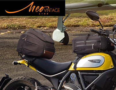 """Design of product line """"Neo Vintage"""" for BAGSTER"""