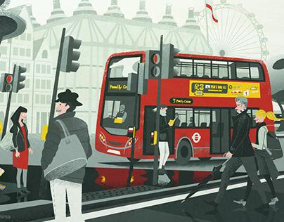 Original / Landscape in London
