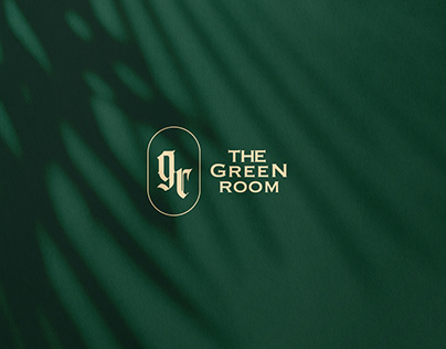 The Green Room | Branding