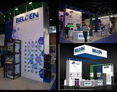 Belden Booth Displays