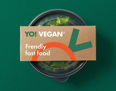 YO! VEGAN - Street food