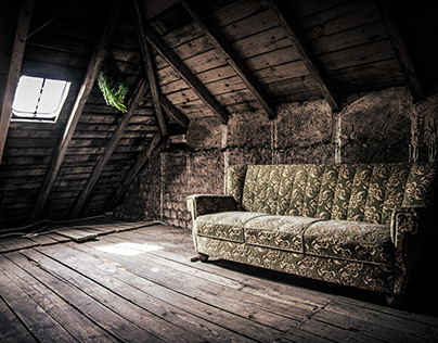 my old sofa