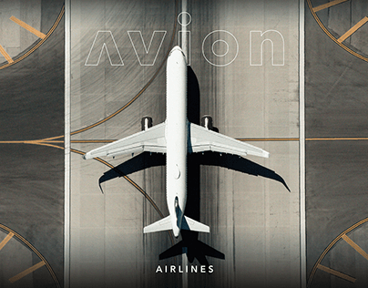 AVION AIRLINES® (logo project)