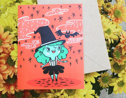 Witchin' Halloween