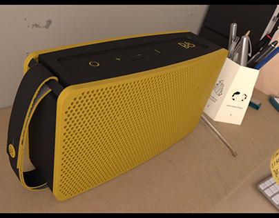 Beoplay concept BT speaker