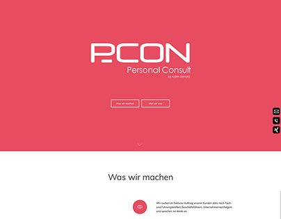 Web Personal Consult